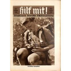 8743 Hilf mit ! - No. 6-1935 März