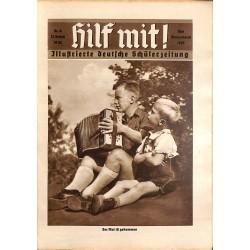 8745 Hilf mit !  No. 8-1935 Mai