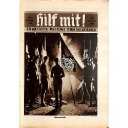 8746 Hilf mit ! - No. 9-1935 Juni