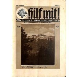 8750 Hilf mit ! - No. 9-1934 Juni