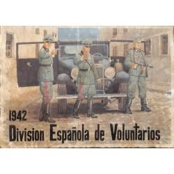 10478 Poster Division Azul 1942 Divsion Espanola de Voluntarios soldiers