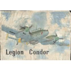 10523 Poster  Legion Condor Aircraft