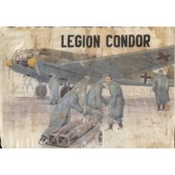10533 Poster  Legion Condor Aircraft