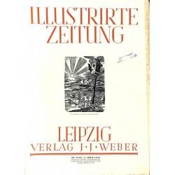 11202 ILLUSTRIRTE ZEITUNG LEIPZIG No. 4972 3.April 1941