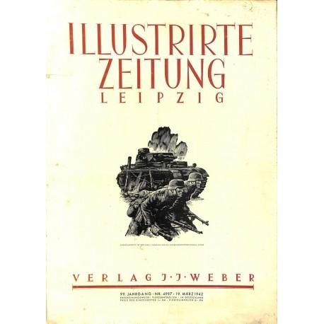 11204 ILLUSTRIRTE ZEITUNG LEIPZIG No. 4997 19.März 1942