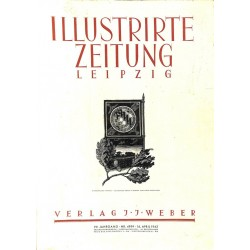 11205	 ILLUSTRIRTE ZEITUNG LEIPZIG	 No. 4999 16.April 1942