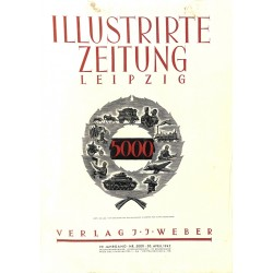 11206 ILLUSTRIRTE ZEITUNG LEIPZIG No. 5000 30.April 1942