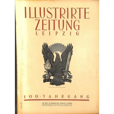 11213 ILLUSTRIRTE ZEITUNG LEIPZIG No. 5019 21.Januar 1943