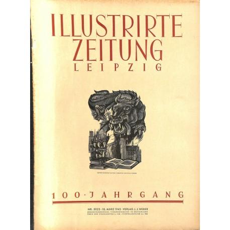 11215 ILLUSTRIRTE ZEITUNG LEIPZIG No. 5023 18.März