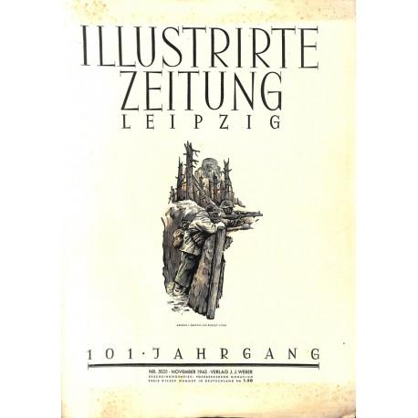11220 ILLUSTRIRTE ZEITUNG LEIPZIG No. 5031 November 1943