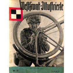 8420 WESTFRONT-ILLUSTRIERTE No. 10 (10.Januar 1941)