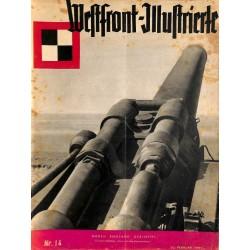 8424 WESTFRONT-ILLUSTRIERTE No. 14 (20.Februar 1941)