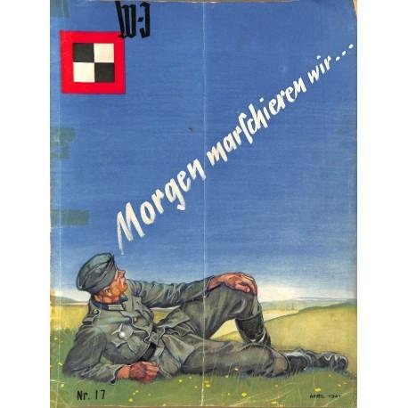 8427 WESTFRONT-ILLUSTRIERTE No. 17 (April 1941)
