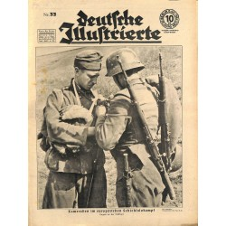 12741	 DEUTSCHE ILLUSTRIERTE	 33-1944 15.August