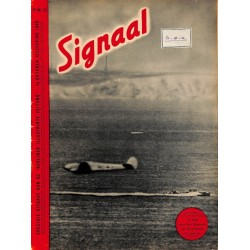 0964	-No.	 H	13-1940	 SIGNAAL / SIGNAL Holland Dutch - illustrated german magazine	England airplanes