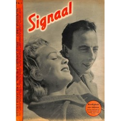 0965	-No.	 H	7-1941	 SIGNAAL / SIGNAL Holland Dutch - illustrated german magazine	Hitler, Wehrmacht