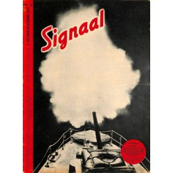 0966	-No.	 H	20-1942	 SIGNAAL / SIGNAL Holland Dutch - illustrated german magazine	Dieppe Russia