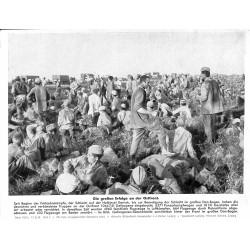 13818 WWII press photo print Die großen Erfolge an der Ostfront Russia, 1942, Serie 1527a