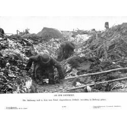 13820 WWII press photo print An der Ostfront Russia Q0314, Presse-Bild-Zentrale