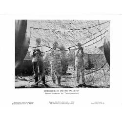 13846 WWII press photo print Krigseinsatz des RAD im Osten Russia Q0314, Presse-Bild-Zentrale