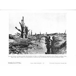 13848 WWII press photo print Abwehrschlacht im Raum von Cholm Russia Photo Hoffmann
