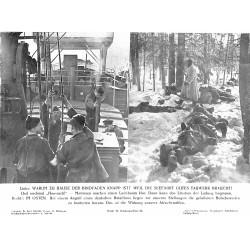 13857 WWII press photo print Warum zu Hause der Bindfaden knapp ist Photo Hoffmann