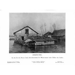 13884 WWII press photo print Einsame Insel Russia Photo Hoffmann