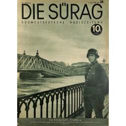 13911 DIE SÜRAG No. 28-1940 7.Juli