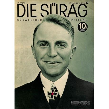 13919 DIE SÜRAG No. 47-1940 17.November