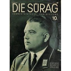 13921 DIE SÜRAG No. 49-1940 1.Dezember
