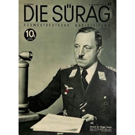 13922 DIE SÜRAG No. 50-1940 8.Dezember