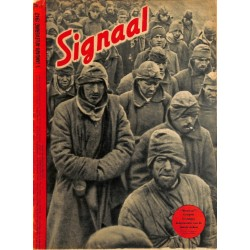 0978	-No.	 H	1-1942	 SIGNAAL / SIGNAL Holland Dutch - illustrated german magazine	Russia, Petersburg, soldiers, Wehrmacht