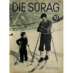 13927 INCOMPLETE - DIE SÜRAG No. 5-1941 26.Januar