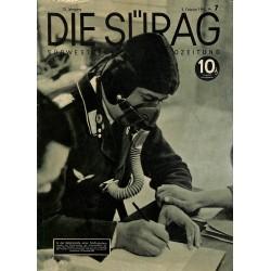 13929 DIE SÜRAG No. 7-1941 9.Februar