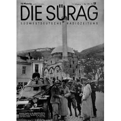 13931 DIE SÜRAG No.19-1941 4.Mai