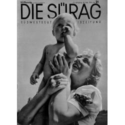 13932 INCOMPLETE - DIE SÜRAG No. 21-1941 18.Mai