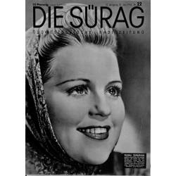 13933 INCOMPLETE - DIE SÜRAG  No.22-1941 25.Mai