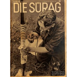 13934	 DIE SÜRAG	 No.40-1941 28.September