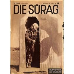 13936 DIE SÜRAG No. 25-1944 18.Juni
