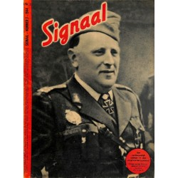0982	-No.	 H	3-1944	 SIGNAAL / SIGNAL Holland Dutch - illustrated german magazine	Cornelio Teodorini, Speer airplanes, ship