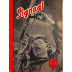 0997	-No.	 H	2-1941	 SIGNAAL / SIGNAL Holland Dutch - illustrated german magazine	Goering west front