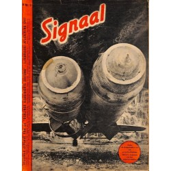 0998	-No.	 H	3-1941	 SIGNAAL / SIGNAL Holland Dutch - illustrated german magazine	bombs, England Wehrmacht