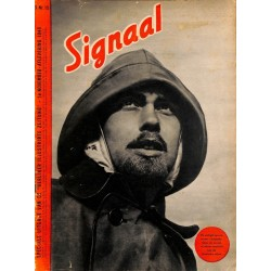 0999	-No.	 H	15-1940	 SIGNAAL / SIGNAL Holland Dutch - illustrated german magazine	Iron Cross, half track