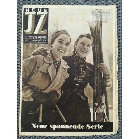 14646 NEUE ILLUSTRIERTE ZEITUNG No. 52-1939, 26.Dezember