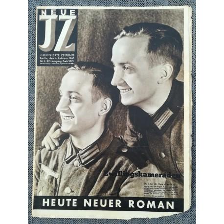 14648 NEUE ILLUSTRIERTE ZEITUNG No. 6-1940, 6.Februar