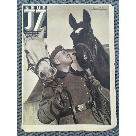 14650 NEUE ILLUSTRIERTE ZEITUNG No. 9-1940, 27.Februar