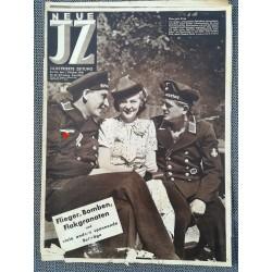 14672 NEUE ILLUSTRIERTE ZEITUNG No. 40-1940, 1.Oktober