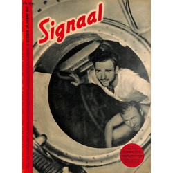 1081	-No.	 H	19-1941	SIGNAAL / SIGNAL Holland Dutch - illustrated german magazine	U-Boot submarine Helgoland Russia Wehrmacht