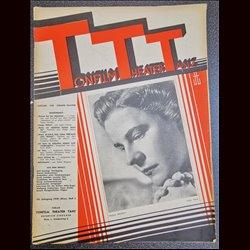 15205 TTT - Tonfilm Theater Tanz No. 5-1939