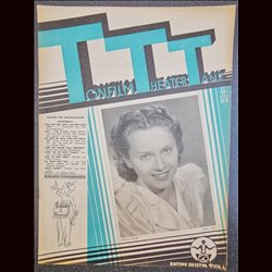 15217	 TTT - Tonfilm Theater Tanz	 No. 12-1938